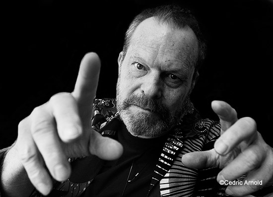 Terry Gilliam © Cedric Arnold